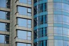 Abstract Building Exterior Stock Photos