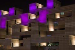 abstract building lights Στοκ εικόνα με δικαίωμα ελεύθερης χρήσης