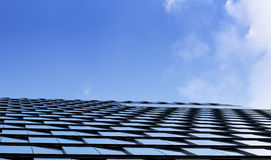 Abstract building window background Stock Photo
