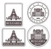 Abstract Bulgaria Royalty Free Stock Image