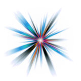 Abstract Burst Stock Photography