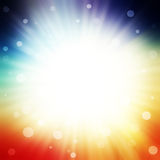 Abstract burst background Royalty Free Stock Images