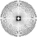 Abstract burst monochrome texture. EPS 10 vector. Abstract burst monochrome texture. And also includes EPS 10 vector vector illustration