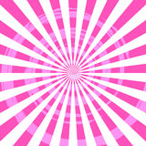 Abstract Burst Ray Background Pink Stock Photography