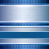Abstract business background. Abstract business blue background with grids Stock Images