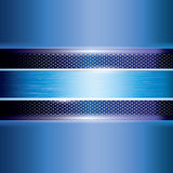 Abstract business background. Abstract business blue grid background Stock Photo