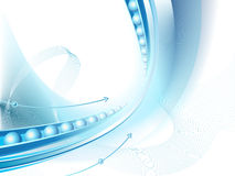 Abstract business background Stock Photo