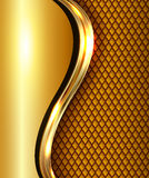 Abstract business background gold Stock Photo