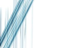 Abstract business background with smooth lines. Vector illustration royalty free illustration