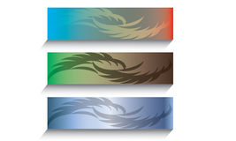 Abstract Business Banner New Royalty Free Stock Photography