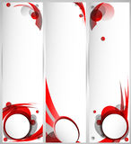 Abstract business banners Stock Image
