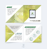 Abstract business brochure, booklet, flyer and cover design layo Royalty Free Stock Image