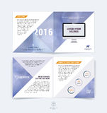 Abstract business brochure, booklet, flyer and cover design layo Stock Photo