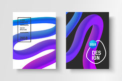 Abstract business Brochure design vector template in A4 size. Document cover. Abstract business Brochure design vector template in A4 size. Document or book Royalty Free Stock Photos