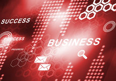 Abstract business digital background. Digital background image presenting modern business concepts Stock Images