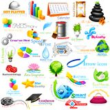 Abstract Business Element Stock Image