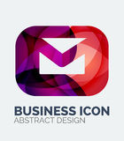 Abstract business logo Stock Photos