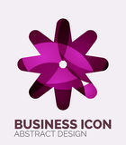 Abstract business logo Royalty Free Stock Images