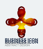 Abstract business logo Stock Photo