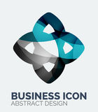 Abstract business logo Stock Image