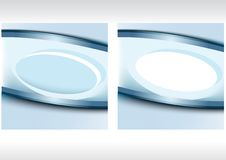 Abstract bussines Card Royalty Free Stock Photography
