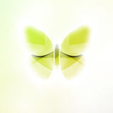Abstract butterfly Stock Image