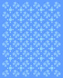 Abstract Butterfly Background Blue Stock Photography