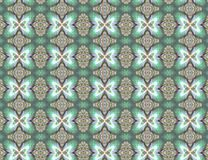 Abstract Butterfly Background Pattern. Illustration Royalty Free Stock Photography