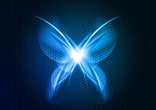 Abstract butterfly Stock Images