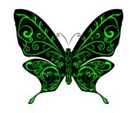 Abstract Butterfly vector Stock Image