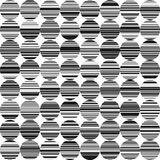 Abstract BW Background with Circles and Lines. Abstract Background with Circles  and Lines, Grunge Background in Circle Style, Modern Geometrical Abstract Royalty Free Stock Images