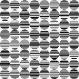 Abstract BW Background with Circles and Lines. Abstract Background with Circles  and Lines, Grunge Background in Circle Style, Modern Geometrical Abstract Royalty Free Stock Photo