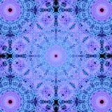 Abstract caleidoscooplicht Royalty-vrije Stock Afbeelding