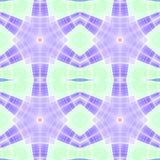 Abstract caleidoscopisch patroon Royalty-vrije Stock Fotografie