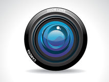 Abstract camera lense Royalty Free Stock Photo