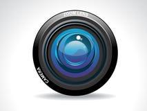 Abstract camera lense