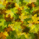 Abstract Camouflage Leaf background Royalty Free Stock Image