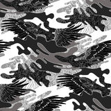 Abstract camouflage pattern Royalty Free Stock Photos