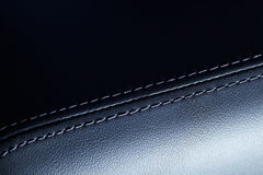 Abstract car interiorbackground . macro shoot Stock Photo