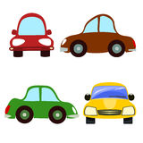 Abstract car vector Royalty Free Stock Photo