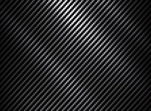 Abstract carbon fiber texture background. Vector illustration Royalty Free Stock Photo