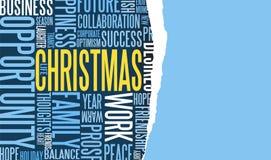 abstract card christmas ελεύθερη απεικόνιση δικαιώματος