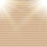 Abstract cardboard background.  blurry light Stock Photos