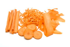 Abstract Carrot Royalty Free Stock Image