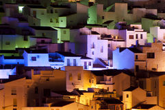 Abstract Casares Royalty Free Stock Photo