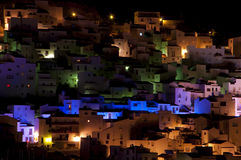 Abstract Casares Royalty Free Stock Photography