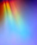 Abstract CD reflection background Royalty Free Stock Image