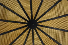 Abstract of ceiling Royalty Free Stock Photography