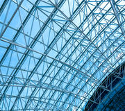 Abstract ceiling Stock Image