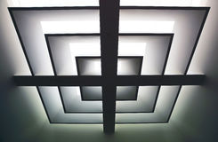Abstract ceiling background Royalty Free Stock Image